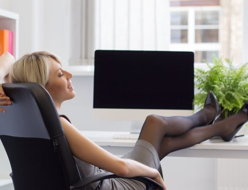 Six quick ways tor relax to increase productivity and resilience during a busy working day