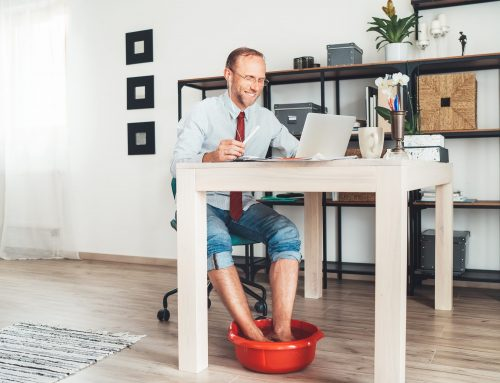 Working From Home – 5 ways to separate work life from home life