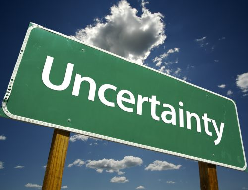 Managing uncertain times